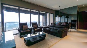 Ascentia Sky Condo 4-Bedroom Living Room
